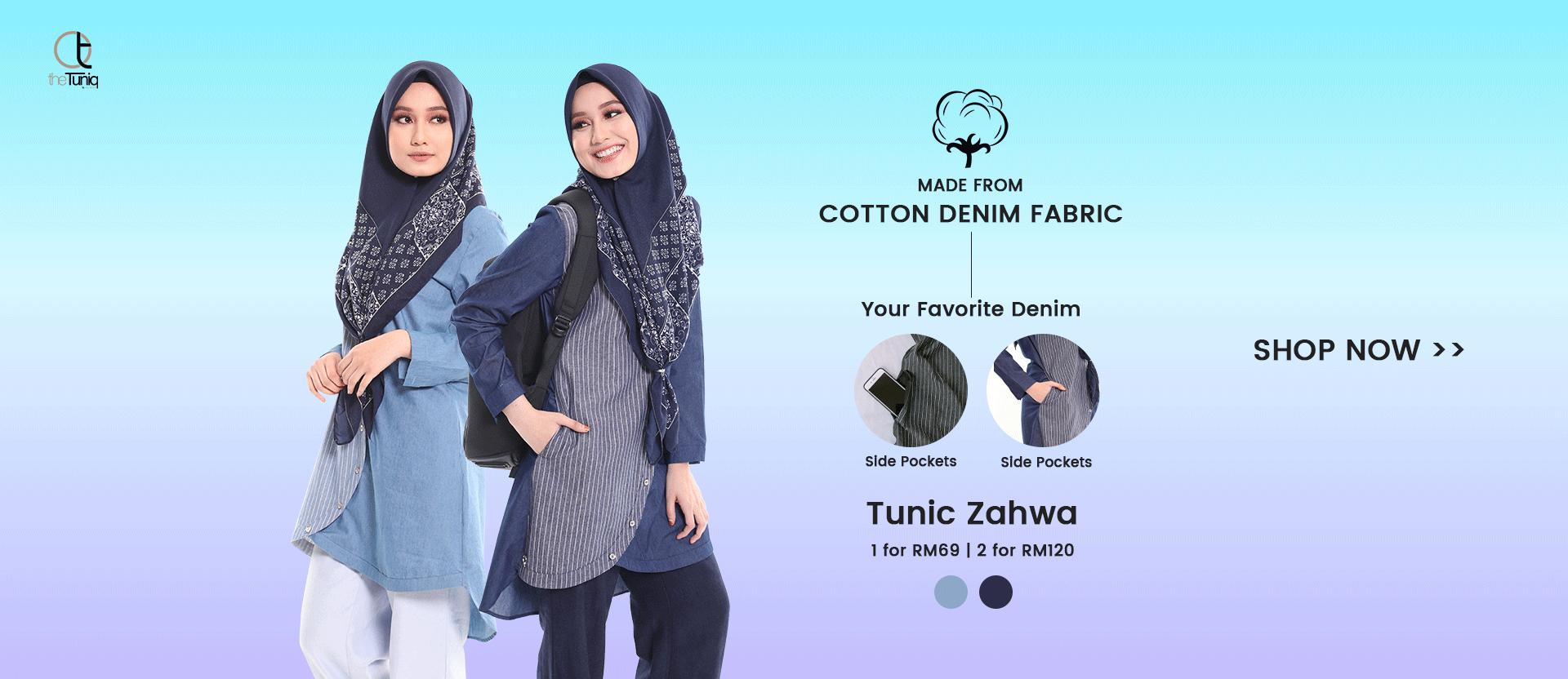 Tunic Zahwa