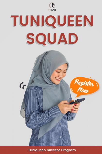 Tuniqueen Squad (The Tuniq Dropship)