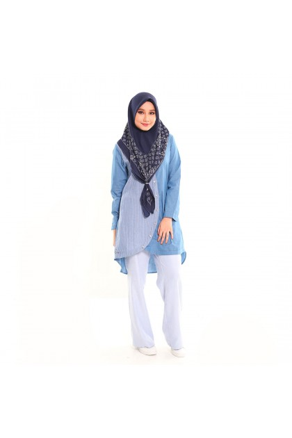 Tunic Zahwa Blue