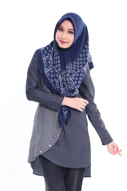 Tunic Zahwa Black