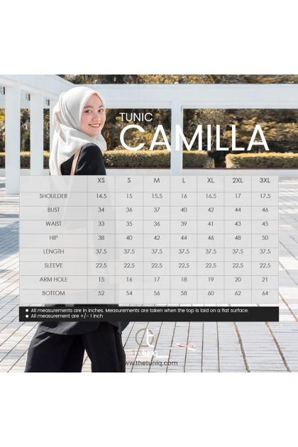 Tunic Camilla Black