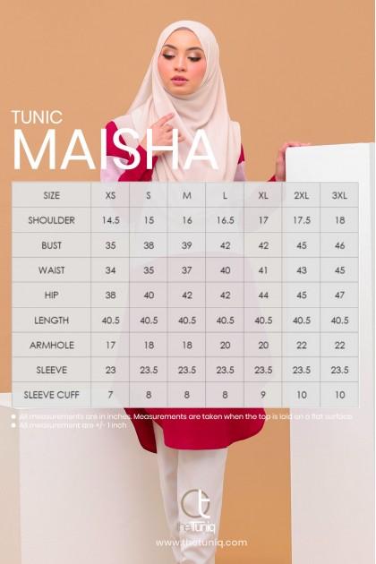 Tunic Maisha Black