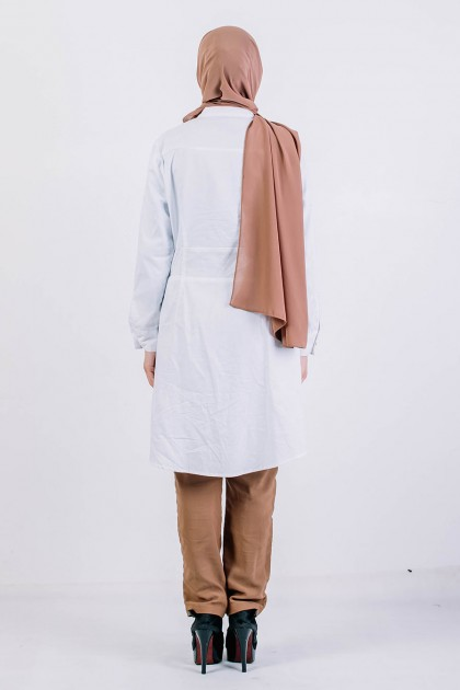 Tunic Belinda White