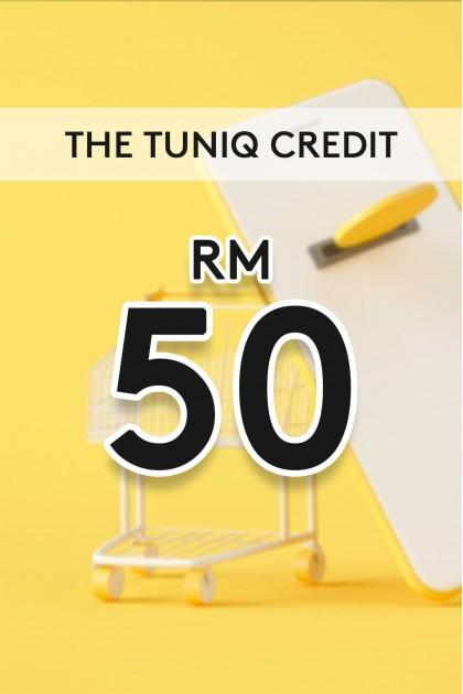 The Tuniq Credit RM50