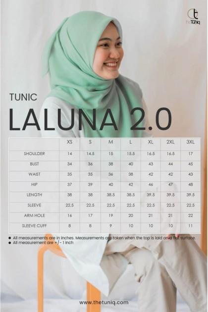 Tunic Laluna 2.0 Ivory