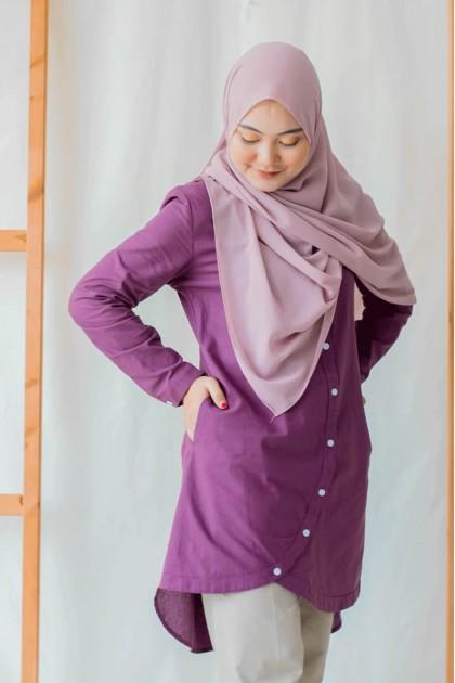 Tunic Laluna 2.0 Purple